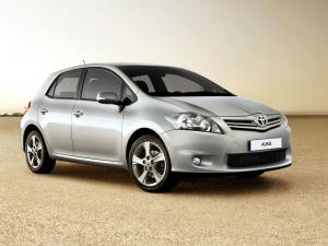 Toyota Auris 5-Door 2010 года