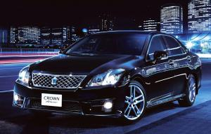2010 Toyota Crown Athlete