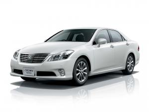 Toyota Crown Royal Saloon 2010 года