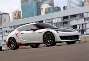 Toyota FT-86 G Sports Concept 2010 года