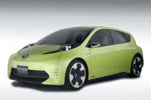 Toyota FT-CH Concept 2010 года