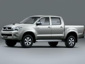 Toyota Hilux Double Cab G-Type 2010 года