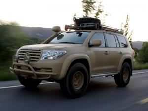 2010 Toyota Land Cruiser 200 High Mobility Arctic Trucks