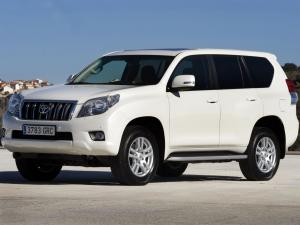 Toyota Land Cruiser Prado 150 R-Edition 2010 года