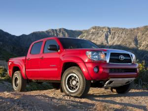Toyota Tacoma Double Cab TX Pro Performance Package by TRD 2010 года