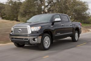 2010 Toyota Tundra CrewMax Platinum Package