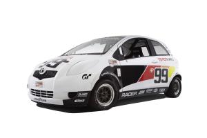 Toyota Yaris GT-S Club Racer for SEMA 2010 года