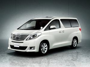 Toyota Alphard 350G L Package 2011 года