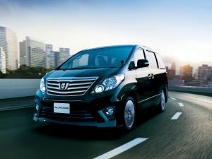 Toyota Alphard 350S C Package 2011 года