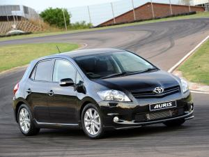 Toyota Auris 5-Door by TRD 2011 года