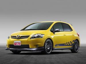 2011 Toyota Auris GT Concept by TRD