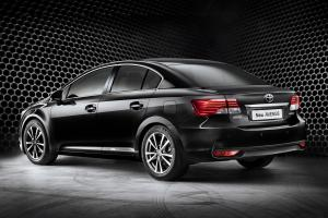Toyota Avensis Touch and Go Plus 2011 года