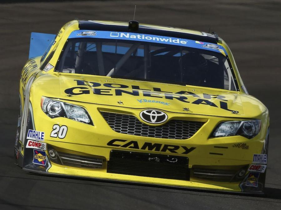 Toyota Camry NASCAR Nationwide Series Race Car '2011
