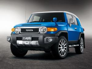 2011 Toyota FJ Cruiser JAOS Selected by Modellista