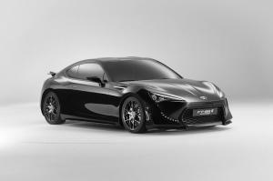 2011 Toyota FT-86 Concept