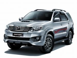 Toyota Fortuner Sportivo by TRD