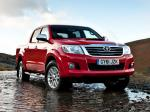 Toyota Hilux Double Cab 2011 года