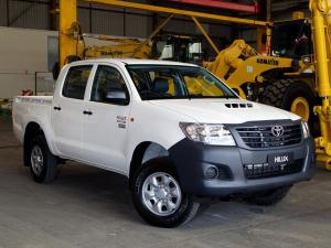 2011 Toyota Hilux WorkMate Double Cab 4x4