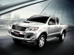 Toyota Hilux Xtra Cab 2011 года (TH)