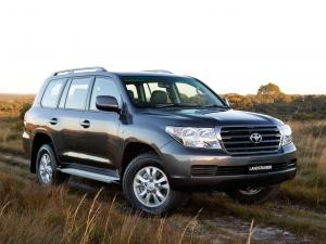 Toyota Land Cruiser 200 60th Anniversary 2011 года