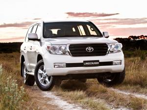 2011 Toyota Land Cruiser 200 Altitude UZJ200