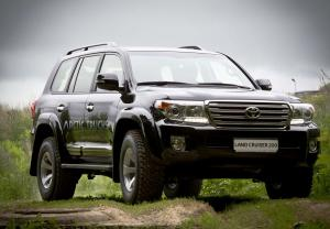 Toyota Land Cruiser AT35 by Arctic Trucks (J200) '2011
