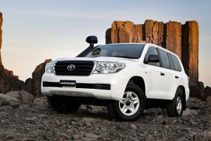 Toyota Land Cruiser GX 2011 года (AU)