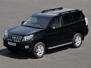 2011 Toyota Land Cruiser Prado 150 60th Anniversary