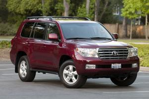 Toyota Land Cruiser 2011 года