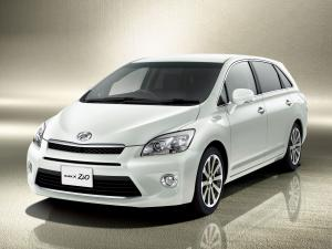 2011 Toyota Mark X ZiO