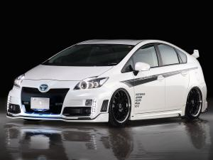 2011 Toyota Prius RR-GT by Tommykaira