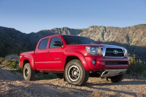 2011 Toyota Tacoma Double Cab TX Pro Performance Package