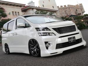 Toyota Vellfire Z by Fabulous 2011 года