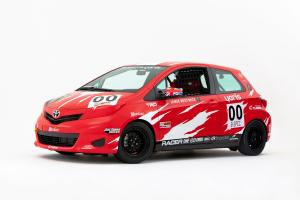 2011 Toyota Yaris B-Spec Club Racer