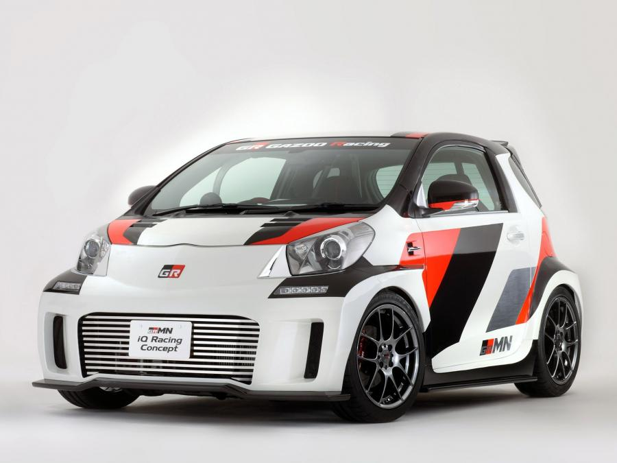 Toyota iQ Racing Concept by GRMN '2011