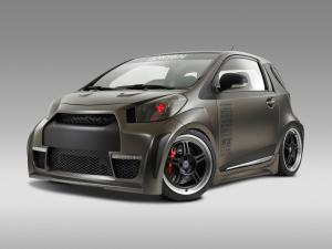 Toyota iQ by Sibal 2011 года