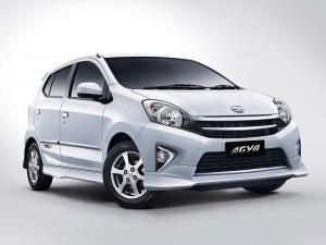 Toyota Agya S by TRD 2012 года