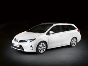 2012 Toyota Auris Touring Sports