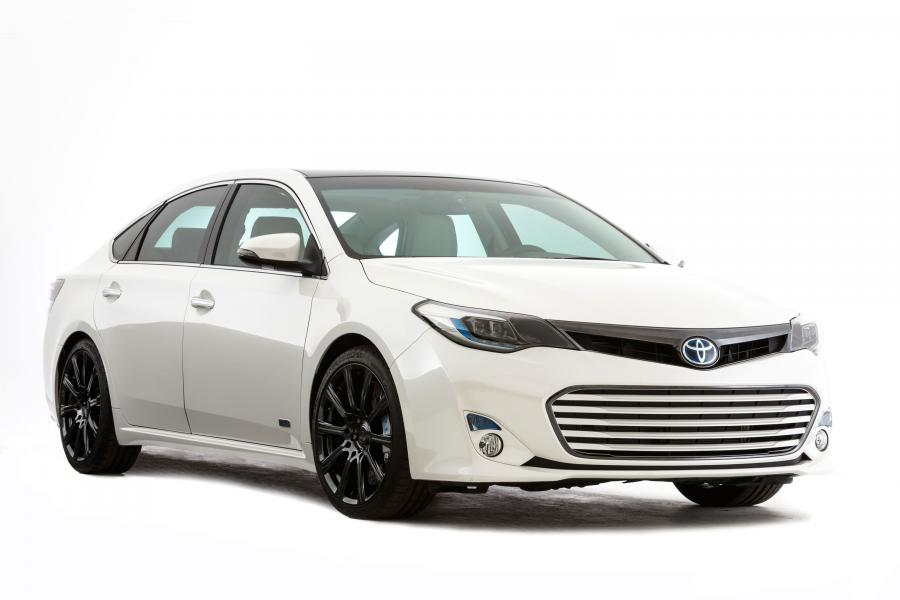 Toyota Avalon HV Edition