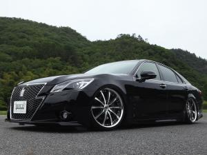 Toyota Crown Athlete by Bold World 2012 года