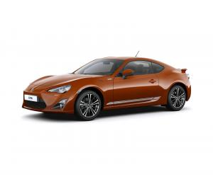 Toyota GT 86 Accessories 2012 года