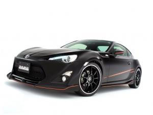 2012 Toyota GT 86 Black Edition by DAMD
