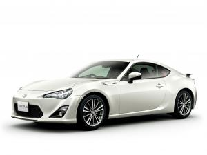 Toyota GT 86 GT Limited 2012 года