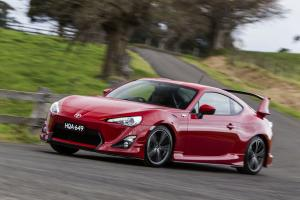 2012 Toyota GT 86 GTS Aero Package