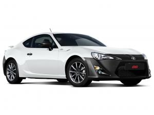 Toyota GT 86 RC 2012 года