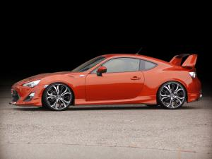 2012 Toyota GT 86 by Barracuda Wheels