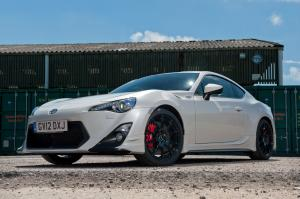 Toyota GT 86 by TRD 2012 года (UK)