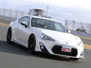 Toyota GT 86 by TRD 2012 года