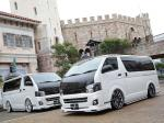 Toyota Hiace S-GL by Fabulous 2012 года