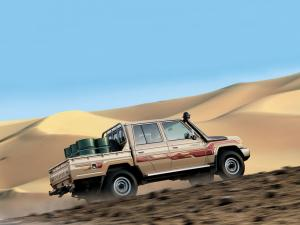 2012 Toyota Land Cruiser Double Cab